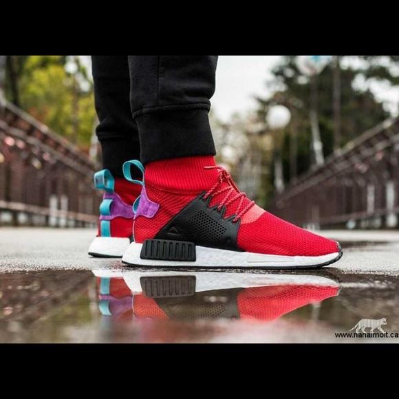 best sneakers 07ee0 acf51 Adidas NMD Xr1 Winter Mid